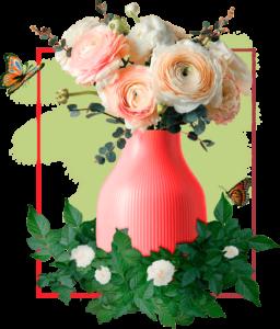 свадебная флористика фонтан свадеб фото