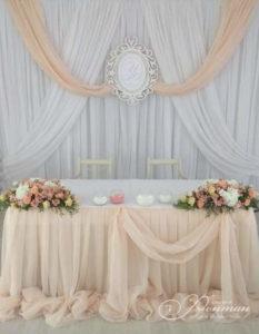 Нежные цвета для свадьбы фото