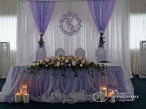 сиреневый цвет для свадьбы фото