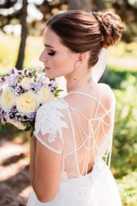 красивый букет невесты фото