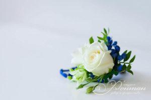 свадебная бутоньерка фото