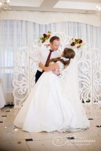оформление банкетного зала на свадьбу фото