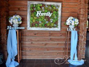 романтичный свадебный декор фото
