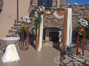 арка на свадьбу фото