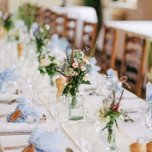 оформление зала фонтан свадеб фото