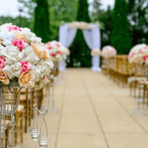 свадебный декор фонтан свадеб фото